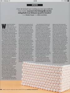 NRC artikel over nut en noodzaak zink voor de gezondheid